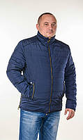 Стильная,мужская куртка для мужчин больших размеров по цене от производителя.