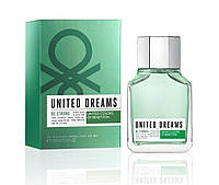 Benetton United Dreams Aim High edt 100 ml. m оригинал