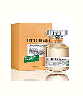 Benetton United Dreams Stay Positive edt 30 ml. w оригинал