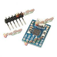 CP-2102 микро USB к UART ТТЛ модуль 6pin последовательный преобразователь STC заменить FT232