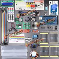 Mega  2560 Серводвигатель ультразвуковой радиочастотная идентификация начиная стартовый набор для Arduino