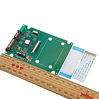 "Адаптер 1.8 ZIF LIF Toshiba Hitachi - SATA переходник конвертер сата зиф 1,8"" ZIF LIF to 7+15 Pin SATA"