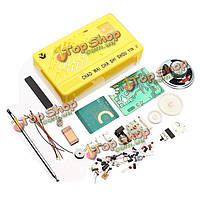 Am и FM радио-электроники комплект электронных DIY обучения комплект