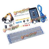 Мега 2560 R3 совета по развитию стартовый комплект базовый комплект для Arduino