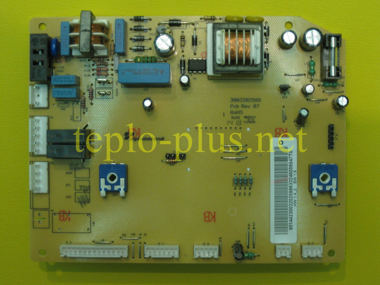 Плата управления 3003202599 (D003202599) Demrad Nepto