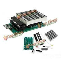 5шт max7219 матричный набор DIY модуль управления Sсм модуль для Arduino