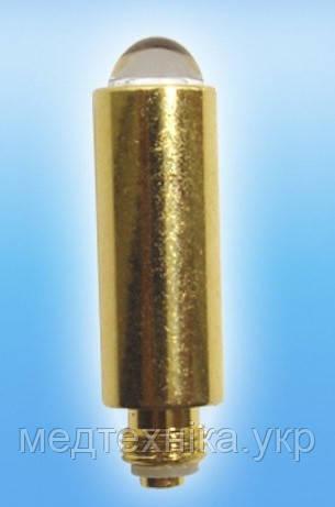Лампочка HEINE 2.5V. X-001.88.035 для ларингоскопической рукоятки, Германия