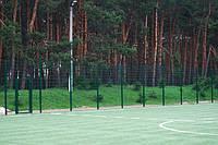 """Ограждение - секционный забор, сварная сетка, """"Техна-Спорт"""" d4, 2970х2500 мм,"""
