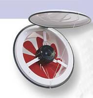 Вентилятор осевой вытяжной с крышкой BAHCIVAN ВК 160