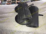 Пневмоподушки в пружины Ланос Lanos Сенс Sens с выемкой под отбойник, фото 6