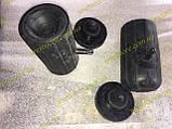 Подушки в пружины Ланос Lanos Сенс Sens с выборкой под отбойник, фото 8