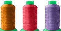 Нитки цветные для мебели/кожи/обуви №10 длина 750 ярд (палитра цветов)