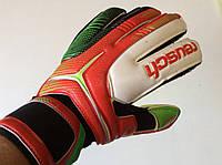 Перчатки вратарские  р. 8  REUSCH с защитными вставками, фото 1