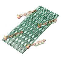 40шт sop8 so8 soic8 SMD в корпусе dip8 для печатной платы адаптера конвертера двойными бортами