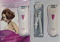 Эпилятор Kemei KM- 290R - удаление волос , фото 1