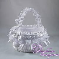 Корзинка свадебная №22