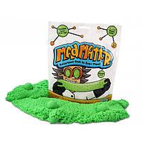 Нано Кинетический песок Mad Mattr, зеленый Waba Fun, фото 1