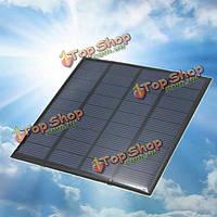 2W 9v 170-220мА монокристаллический мини-солнечные фотоэлектрические панели