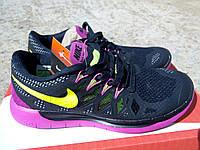 Женские кроссовки Nike Free Run 5.0 (37-41) в коробке, фото 1
