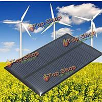 5V 1w поликристаллического 110 x 65мм 200мА мини-эпоксидные панели солнечных батарей