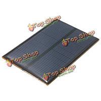 5.5V 0.66w 120мА монокристаллического мини-солнечные фотоэлектрические панели