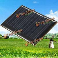 5V 45ma 0.22w эпоксидной Mini Поликристаллический панели солнечных батарей