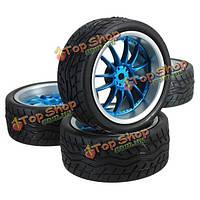 4шт плоский колесо шина умный автомобиль аксессуары гоночных шин