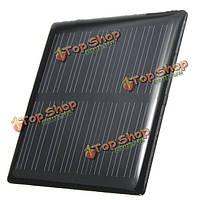4в 0.36w 90мА 63x63x3.0мм монокристаллический эпоксидной панели солнечных батарей