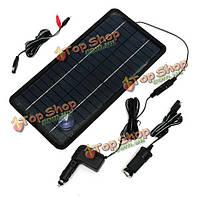 12 вольт 8.5w солнечные панели зарядное устройство