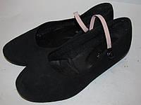 Туфли для танцев _ 37 Р _ ст. 23 см