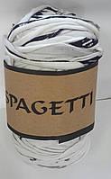Трикотажная ленточная пряжа Spaghetti _21_