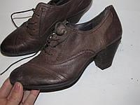 5TH AVENUE _стильные ботинки _Кожа_Германия_37_24