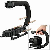C форма рука стенд ручка держатель кронштейн стабилизатора ручка для видеокамеры DSLR камеры