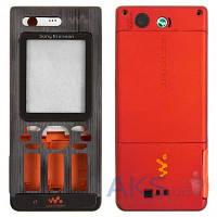 Корпус Sony Ericsson W880 Orange