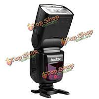 Godox v860ii-с э-ТТЛ HSS 1/8000 Speedlite вспышки для Canon DSLR камеры