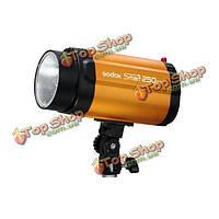 Godox 250Вт professinal smart фотография студии строб фото мягкий свет