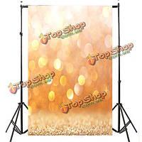 3x5 футов 150x90см Golden Dream фотографии гало тема Фон фотографии опорой для студии