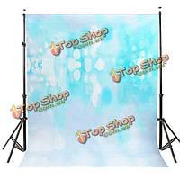 5X7ft 2.1 х 1.5м синий фантазии фотографии фоном фото студия реквизита без бликов фон