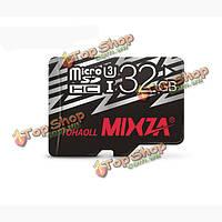 Карта памяти Micro SD 32 Gb SDXC CLASS10 MIXZA U3