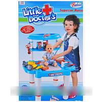 Игровой набор Маленький доктор (столик) 008-03 RI, КК