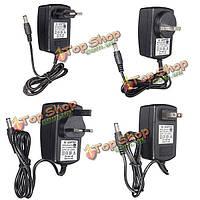 Постоянного тока/переменного тока 24В 1A адаптер зарядного устройства питания для камеры видеонаблюдения и т. д.