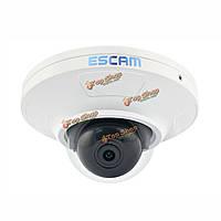 Предпродажная escam 2.0-мегапиксельная HD 1080p сетевая IP ИК купольная камера hd3200