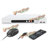 Сек.264 4-канальный CCTV камеры безопасности цифровой видеорегистратор DVR системы