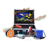 Cr110-7l 900tvl 15м под водой HD видеокамера эхолот moniting 7-дюймов экран TFT