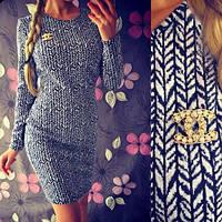 Платье Косичка новая