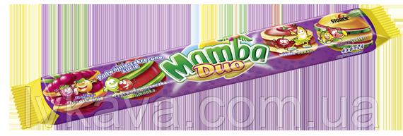 Жевательные конфеты Strock Mamba Duo, 106 гр, фото 2