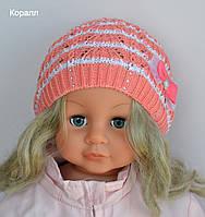 Хлопковая шапочка