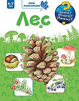 Детская книга Кристина Хенкель: Лес