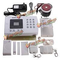 Беспроводной телефон Автодозвон охранная аварийная система домашней обеспеченностью