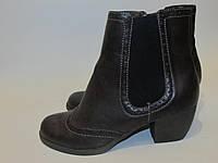 Стильные ботиночки челси _Graceland _36р_ст. 22